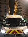 Véhicule de maraude de la Croix Rouge Place des Jacobins (Lyon).JPG