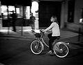 Vélib de nuit, Place Furstemberg, 1 octobre 2014.jpg