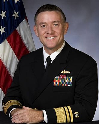 Deputy Judge Advocate General of the Navy - Image: VADM Bruce E. Mac Donald