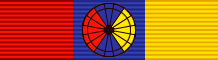 VEN Order of the Liberator - Officer BAR