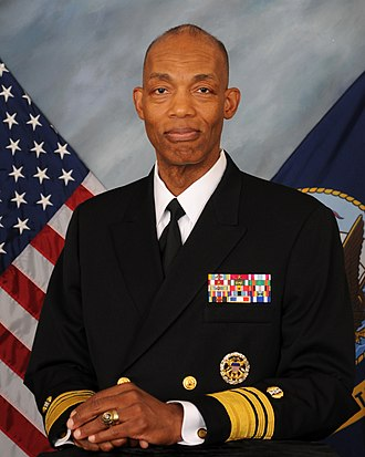 Judge Advocate General of the Navy - Image: VICE ADMIRAL JAMES W. CRAWFORD, III