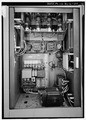 VIEW INSIDE OF TRANSMITTER 251 (ALASKA) - Marconi Radio Sites, Transmitting, Point Reyes Station, Marin County, CA HAER CA-311-A-24.tif