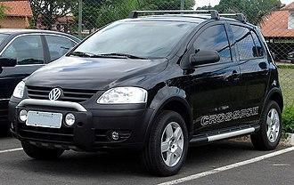 Volkswagen Fox - Volkswagen CrossFox