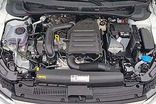 Volkswagen EA211 engine Motor vehicle engine
