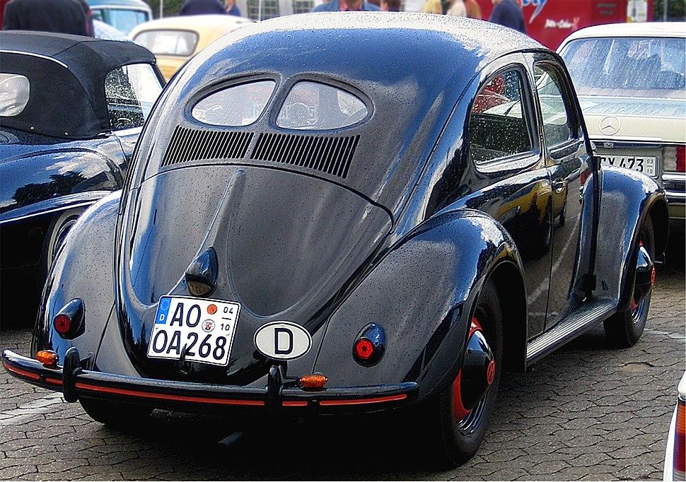 VW Standard, Bj1950 2005-09-17