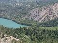 Vaiont, katastrofaler Erdrutsch 1963, katastrofální půdní sesuv 1963 - panoramio.jpg