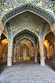 Vakil Mosque4, built 1751-1773, Shiraz - 4-7-2013.jpg