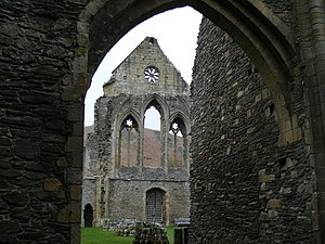 Cadw - Valle Crucis Abbey Ruins, a historic abbey in Cadw's care