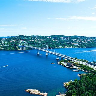 Borough of Kristiansand in Southern Norway, Norway