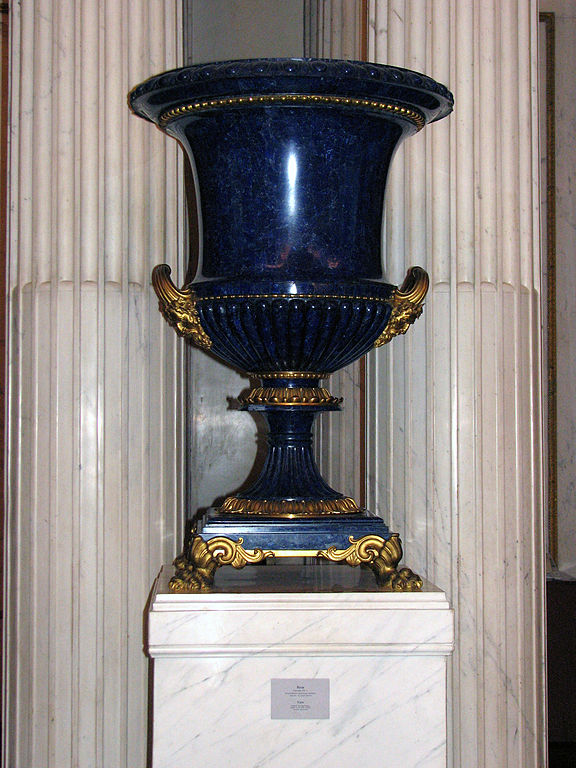 Filevase Of Lapis Lazuli 01g Wikimedia Commons