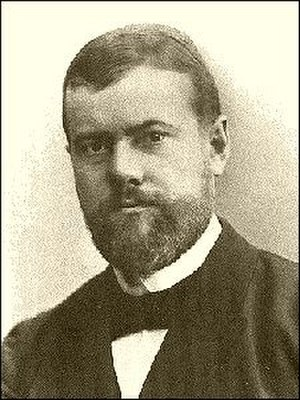 Sociology of law - Max Weber