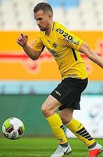 Vladimir Koman Ukrainian-born Hungarian footballer
