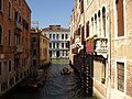 Venezia - Rio di Noale towards Canal Grande with Ca' Pesaro (Galleria) in the back - panoramio.jpg