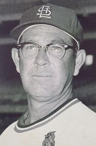 Vern Benson - Benson in 1971