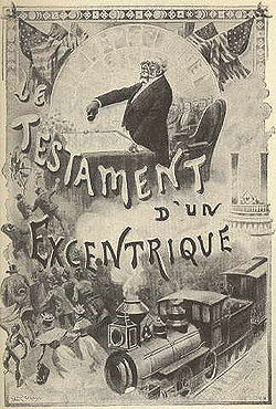 Image illustrative de l'article Le Testament d'un excentrique