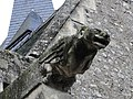 Vernou-sur-Brenne - Eglise Sainte-Trininté (2010) Gargouille.jpg