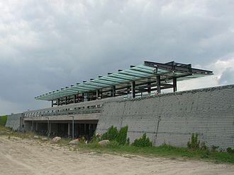 Vestamager Station - Image: Vestamager station