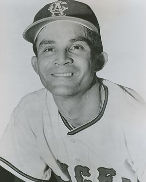 Vic Davalillo - Davalillo in 1968