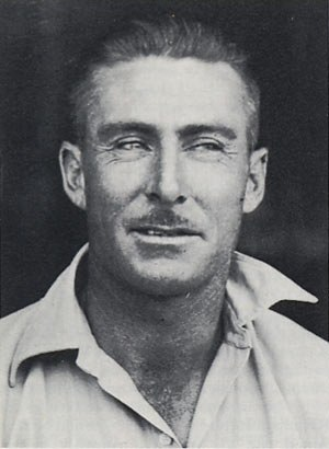 Ian Chappell - Chappell's maternal grandfather Vic Richardson