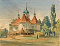 Viciebsk, Markaŭščyna, Trajeckaja. Віцебск, Маркаўшчына, Траецкая (I. Trutnev, 1866).jpg
