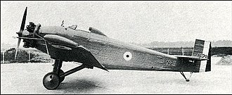 Vickers Vireo - Image: Vickers 125 Vireo