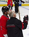 Victor Stalberg and Coach Q (6728548783).jpg