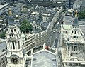 View from St Paul's Cathedral, 1976 (2) - geograph.org.uk - 1482703.jpg