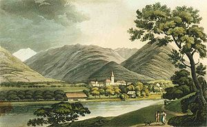 View of Interlaken 1821