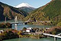 View of Mount Fuji from Lake Tanzawa 03.jpg