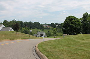 Scott Township, Columbia County, Pennsylvania - A housing development in Scott Township