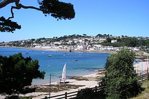 St Mawes - View of St Mawes
