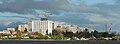 View of Waikato Hospital from across Hamilton lake.jpg