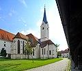 Viktring Stiftskirche Nordost-Ansicht 10082009 31.jpg