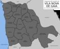 Vila Nova de Gaia freguesias 2013.png
