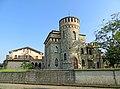 Villa Magnani (Mamiano, Traversetolo) - castelletto neogotico 2 2019-06-26.jpg
