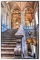 Villa Reale Monza - Scalinata entrata.jpg