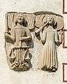 Villach Maria Gail Pfarrkirche Zu Unserer Lieben Frau S-Wand Engel des Weltgerichts 21042017 5100.jpg