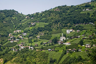 Trabzon Province - Another village in Çaykara