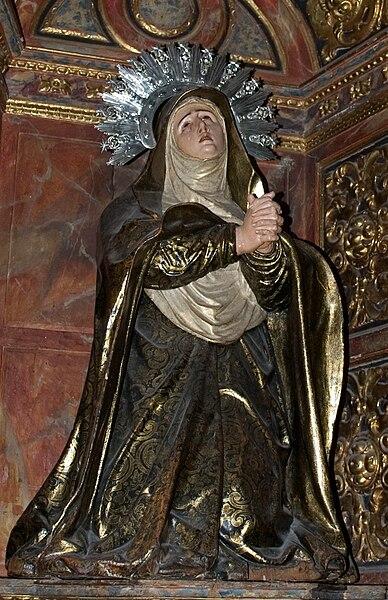 File:Virgen de la Antigua (Iglesia Magdalena) 001.jpg
