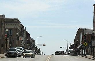 Viroqua, Wisconsin - Viroqua Downtown Historic District