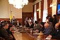 Visita de Secretario Adjunto de Estado para el Hemisferio Occidental de Estados Unidos, Arturo Valenzuela al Presidente, Rafael Correa (4497736084).jpg
