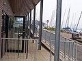 Visitor Centre and Sailing Club at Draycote Water - geograph.org.uk - 346326.jpg