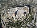 Vista aérea de la Fortaleza de la Mota.jpg