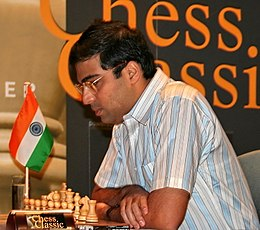 Chess interview with Anand