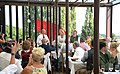 Vladimir Putin at the wedding of Karin Kneissl (2018-08-18) 06.jpg