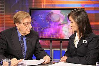 Natale H. Bellocchi - Bellocchi (left) on a Voice of America program in 2010