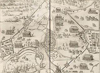 Siege of Rheinberg (1597) conflict
