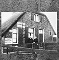 Voorgevel, reproductie van oude foto - Tienhoven (Maarssen) - 20209059 - RCE.jpg