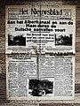 "Voorpagina Vlaams dagblad ""Het Nieuwsblad"" 13 Mei 1940.jpg"