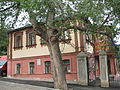 Voronezh. House-Museum of Anatoly Leonidovich Durov - great Russian circus artist, clown and animal trainer. Durov Street 2. View from the street..JPG